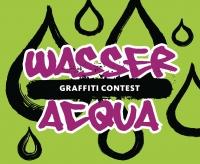 DVN - Graffiti-Contest WASSER-ACQUA: Wählen Sie mit-Votate anche voi!