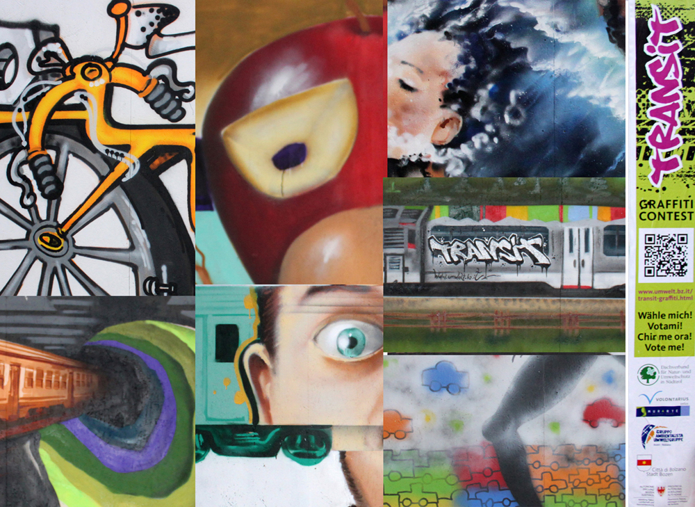 2014 Transit Collage