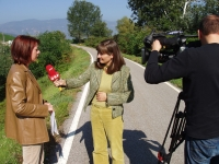 Frizzi Au - TV-Interview 14.10.2005