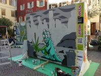 Urban Green-Graffiti - 24.09.-06.10.2016 BZ
