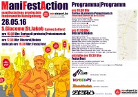 28.05.2016 - ManiFestAction BZ - Leifers/Laives